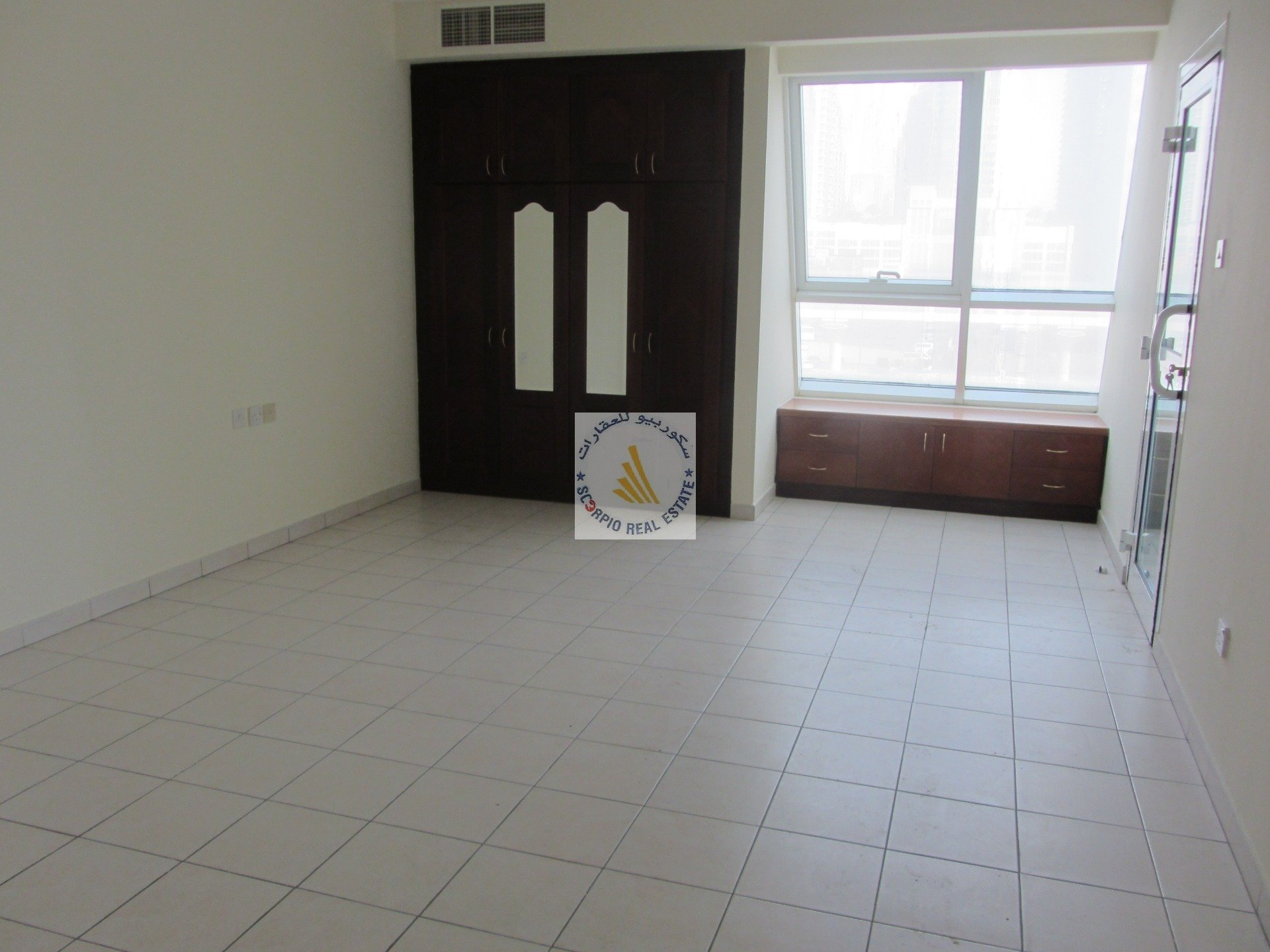 Scr p 117 one bedroom two bathroom apartment to rent - 1 bedroom apartments for rent in dubai ...