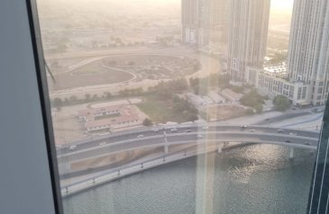 Office To Rent in The Citadel, Business Bay, Dubai - Fitted Office With Partition For Rent in Citadel