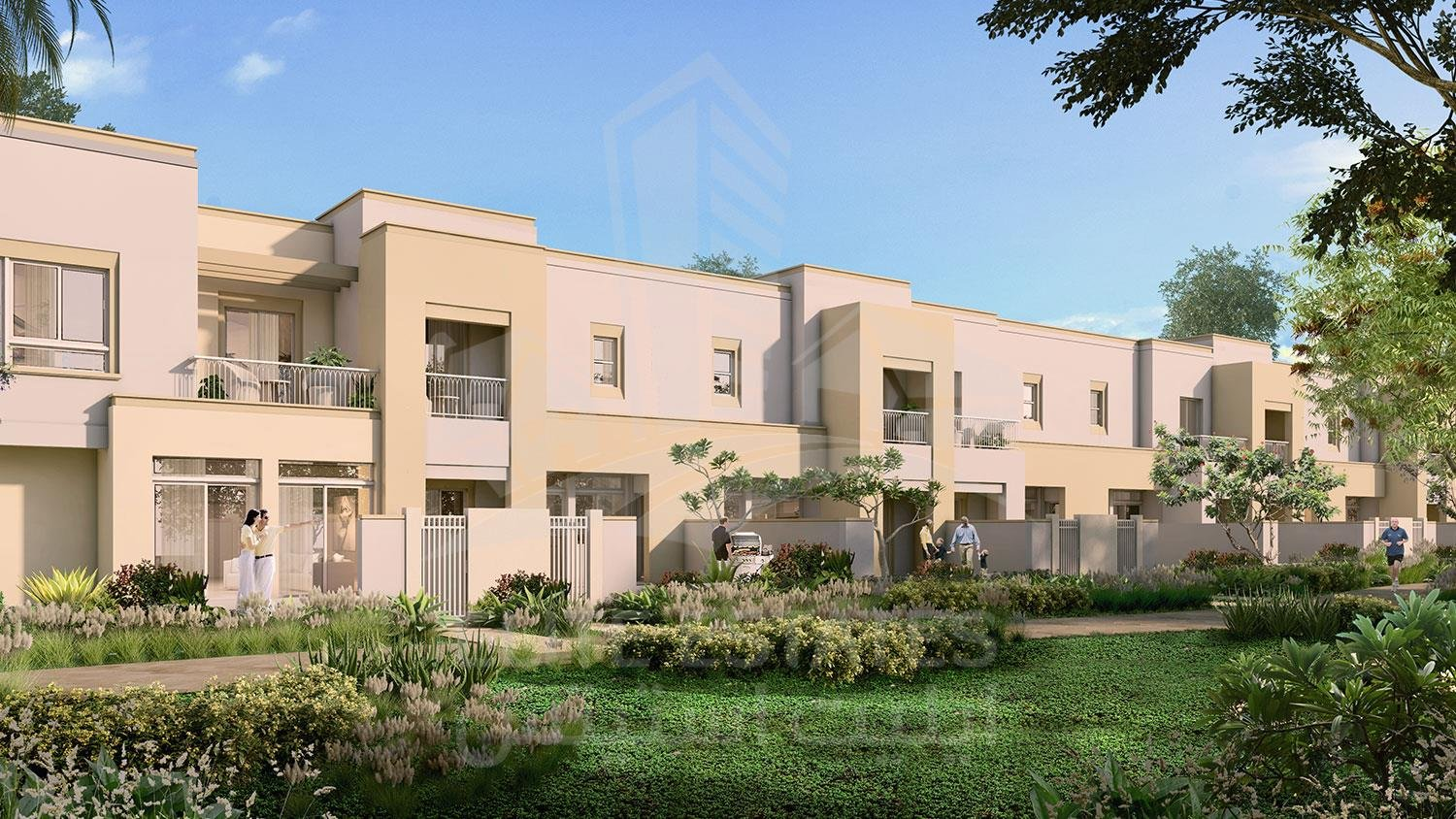 New Release نسيم تاون هاوس Naseem Townhouse  Times Square