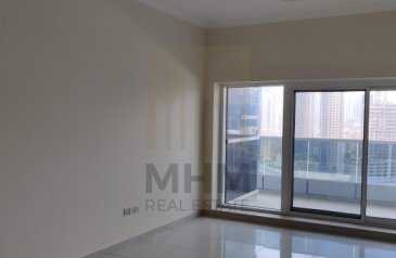 One Bedroom, Two Bathroom, Apartment To Rent in Art Tower XV, Business Bay, Dubai - Canal & Burj Khalifa Facing  Huge 1 Bedrooom   1 Month Free