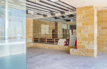 Ready to Move in Good Condition, 2,864 Sq Ft, Retail Space To Rent in Dusit Residence Dubai Marina, Dubai Marina, Dubai - Semi-fitted   Shop   Dubai Marina