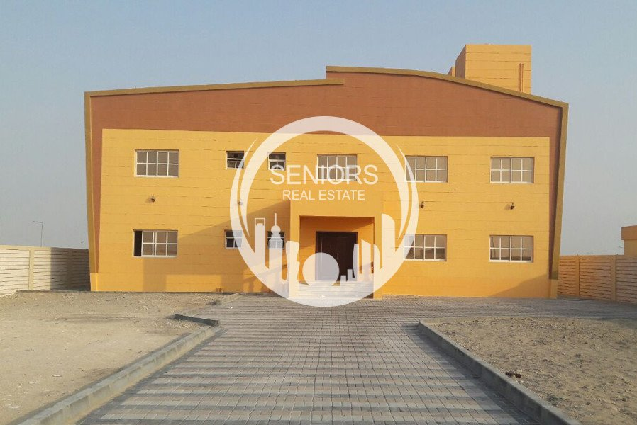 5br Villa W/ Huge Lot Area In Al Shamkha