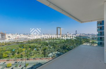 Two Bedroom, Two Bathroom, Apartment For Sale in Park Gate Residences, Al Kifaf, Dubai - Type 1A | Exclusive | Full Park View