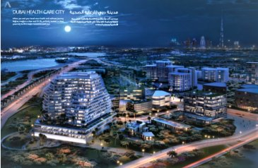 One Bedroom, Two Bathroom, Apartment For Sale in Azizi Aliyah, Dubai Healthcare City (DHC), Dubai - Ready To Move In Large 1 Bedroom Apartment Open On Request