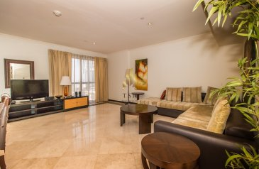 Three Bedroom, Five Bathroom, Apartment To Rent in JBR - Murjan Towers, Jumeirah Beach Residence - JBR, Dubai - Spacious | Furnished | Well Maintained