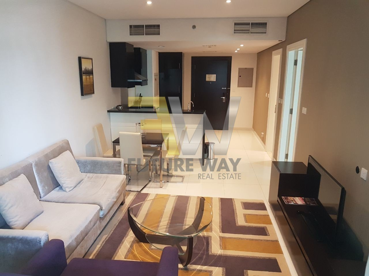 Futureway 567865 One Bedroom Two Bathroom Apartment To Rent In Business Bay Dubai