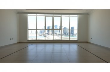 Three Bedroom, Three Bathroom, Apartment To Rent in Mina Zayed, Abu Dhabi - Nice 3 Bed With Maids With Spectacular see View