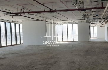16,598 Sq Ft, Office For Sale in Tamouh Tower, Al Reem Island, Abu Dhabi - HOT DEAL   Whole Floor (Shell & Core) Office For Sale