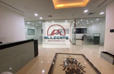 4,500 Sq Ft, Office To Rent in Churchill Towers, Business Bay, Dubai - SB13 - FULLY FITTED | PARTITIONED | AVAILABLE NOW