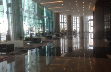 1,850 Sq Ft, Office For Sale in Addax Park Tower, Al Reem Island, Abu Dhabi - Vacant Now! High Floor /Furnished / Private Seller
