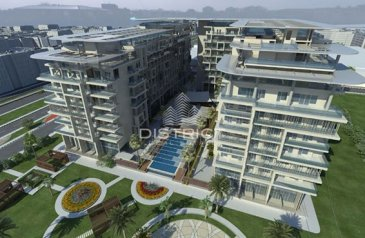 Two Bedroom, Two Bathroom, Duplex For Sale in Oasis Residences, Masdar City, Abu Dhabi - Perfect Investment I Large Duplex I Good Location
