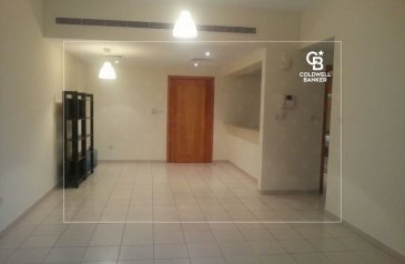 One Bedroom, One Bathroom, Apartment To Rent in Al Samar 3, The Greens, Dubai - Pool view, Bigger Layout One BHK Flat For Rent