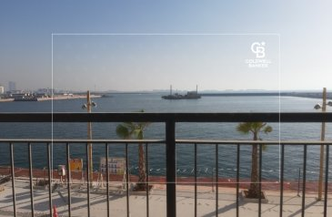 One Bedroom, Two Bathroom, Apartment For Sale in Jumeirah 3, Dubai - Amazing Sea View | One Bedroom | La Cote 3| | Great Investment