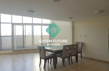 One Bedroom, Two Bathroom, Penthouse To Rent in Lake View Tower, Jumeirah Lakes Towers - JLT, Dubai - Hot Deal 1BR Duplex Top Floor Near to DMCC Metro
