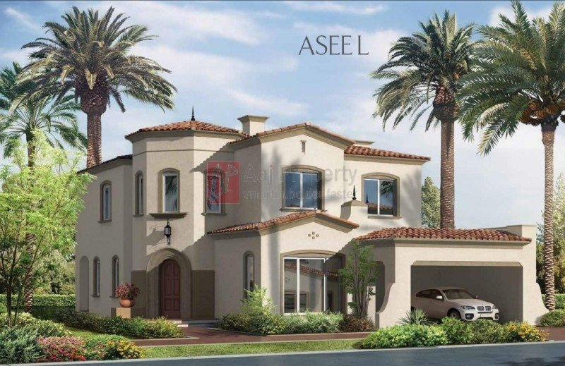 Aseel, Brand New With Offer Of 20/80 , 5 Year Post Handover Payment Plan. 5 Year