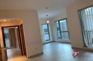 One Bedroom, Two Bathroom, Apartment For Sale in Boulevard Central Tower 2, Downtown Dubai, Dubai - Spacious One Bedroom I Vacant I Burj Khalifa View