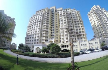 Two Bedroom, Three Bathroom, Apartment To Rent in Royal Breeze 5, Al Hamra Village, Ras al Khaimah - Lovely 2 BR Furnished Sea View High Floor