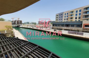 One Bedroom, Two Bathroom, Apartment To Rent in Khor Al Raha, Al Raha Beach, Abu Dhabi - 4 PAYMENTS | CHILLED WATER FREE | EXCELLENT BALCONY