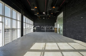 Ready to Move in Good Condition, 9,630 Sq Ft, Shop To Rent in Al Yahar, Al Ain - A Spacious Shop Space That Is Worth Your Time