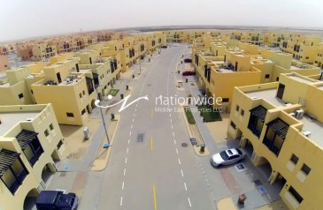 Two Bedroom, Two Bathroom, Villa For Sale in Hydra Village Zone 7, Hydra Village, Abu Dhabi - A Property Located In A Super Cozy Ambiance