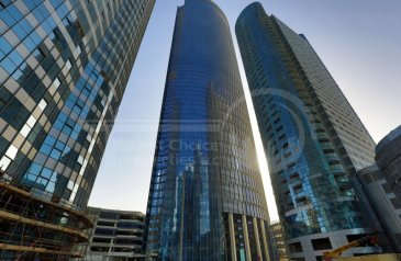 1,527 Sq Ft, Office For Sale in Addax Park Tower, Al Reem Island, Abu Dhabi - Hot Deal | Shell and Core Office | Buy Now