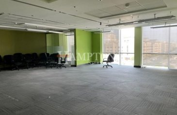1,277 Sq Ft, Office To Rent in Jumeirah, Dubai - 1,277 Sqft | Fitted | Sheikh Zayed Road