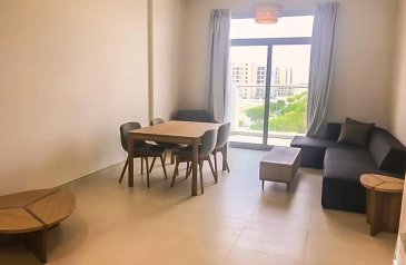 One Bedroom, Two Bathroom, Apartment For Sale in Candace Acacia, Al Furjan, Dubai - Tenanted | EXCLUSIVE | Beautifully Furnished