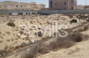 Commercial Plot For Sale in Al Noof, Sharjah - Residential Land | Overlooking Street