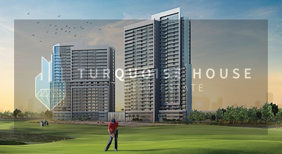 Apartments Community With Golf Views.