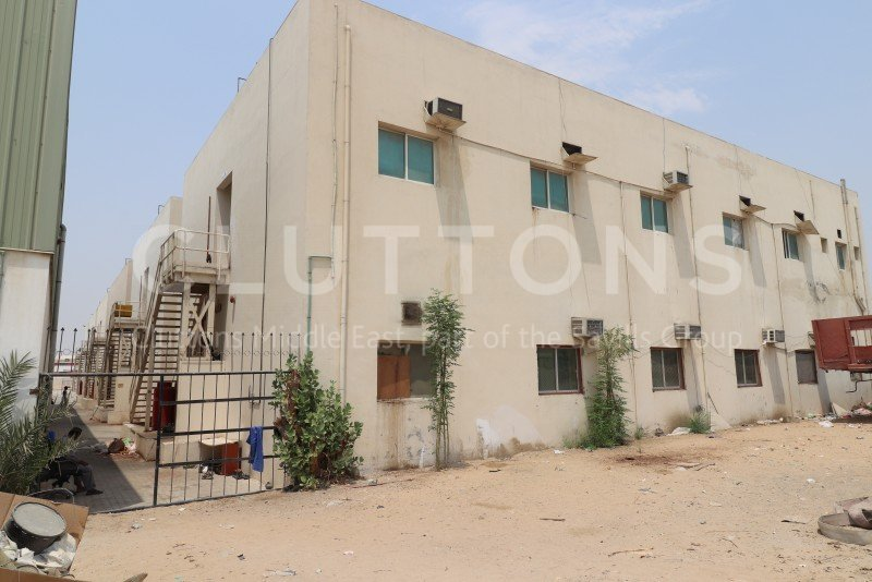 CLS-S-1190) Commercial Plot For Sale in Al Jerf, Ajman