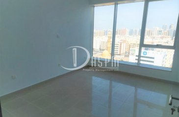 Two Bedroom, Two Bathroom, Apartment To Rent in Sama Tower, Electra Street, Abu Dhabi - GREAT DEAL   Well Maintained   Gorgeous Apartment