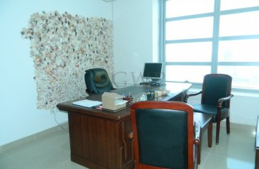942 Sq Ft, Office To Rent in Silver Tower, Business Bay, Dubai - CANAL VIEW|FULLY FURNISHED|CHILLER FREE|READY TO MOVE IN