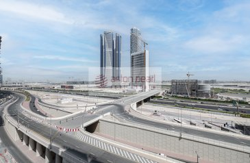 One Bedroom, Two Bathroom, Apartment For Sale in Hamilton Residency, Business Bay, Dubai - 1BR + Study | Family Home with Scintillating View
