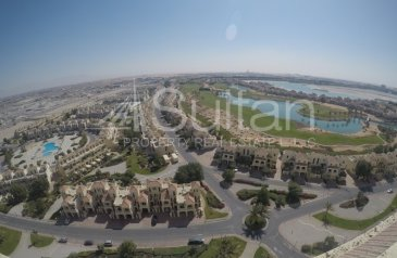 One Bedroom, One Bathroom, Apartment To Rent in Royal Breeze 4, Al Hamra Village, Ras al Khaimah - Stunning Upgraded Furnished Lagoon View