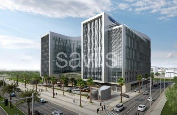 39,827 Sq Ft, Office To Rent in Zayed City, Abu Dhabi - New Grade A Office Building - Zayed City Abu Dhabi