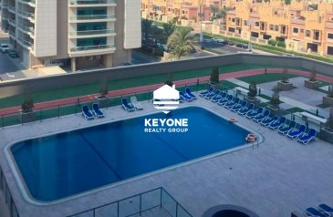 One Bedroom, Two Bathroom, Apartment For Sale in Elite Sports Residence 10, Dubai Sports City (DSC), Dubai - Huge | Maintained | Exclusive | Pool and Golf View