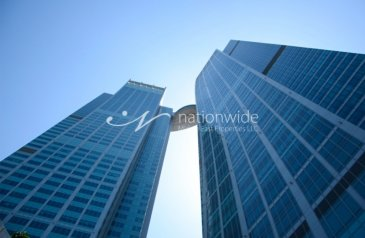 Three Bedroom, Four Bathroom, Duplex To Rent in Nation Towers, Corniche Abu Dhabi, Abu Dhabi - Expansive Duplex w/ Maid's Room and Facilities