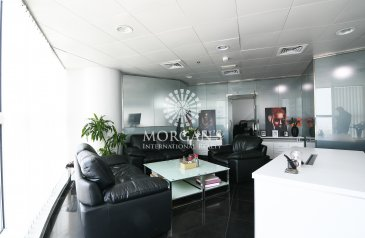 1,326 Sq Ft, Office To Rent in Smart Heights, Barsha Heights (TECOM), Dubai - Great Location | Fully Furnished w/ Partitions