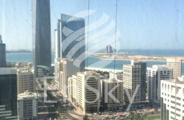 One Bedroom, Two Bathroom, Apartment To Rent in World Trade Center, Corniche Abu Dhabi, Abu Dhabi - No Commission Beautiful Apartment  5% Discount