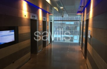 8,557 Sq Ft, Office To Rent in Capital Center, Abu Dhabi - Excellent Open Plan Office in Capital Center Abu Dhabi