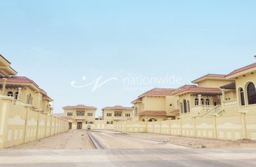 Four Bedroom, Four Bathroom, Villa For Sale in Bawabat Al Sharq, Abu Dhabi - Exceptional Family Home with Spacious Garden