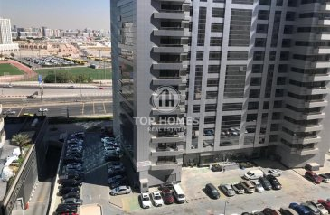 Two Bedroom, Three Bathroom, Apartment To Rent in Al Fahad Tower, Barsha Heights (TECOM), Dubai - Large Rooms | Chiller Free | Close to Metro