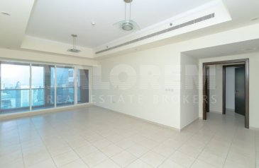 Two Bedroom, Two Bathroom, Apartment For Sale in Churchill Residence, Business Bay, Dubai - BURJ KHALIFA & CANAL VIEW HIGH FLOOR NEGOTIABLE