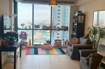Two Bedroom, Two Bathroom, Apartment For Sale in Goldcrest Views 2, Jumeirah Lakes Towers - JLT, Dubai - Jumeirah Island View Open Kitchen Rented 2 Bed for Sale