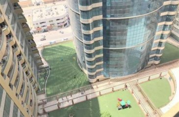 Two Bedroom, Three Bathroom, Apartment To Rent in Al Rashidiya 1, Ajman - 2 Bedroom In Horizon Tower For Rent... AED 36,000 for 4 Payment