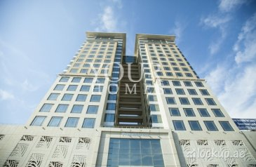 1,679 Sq Ft, Office For Sale in Prime Business Centre, Jumeirah Village Circle (JVC), Dubai - HM | Ready to Move office for Sale 1.1M