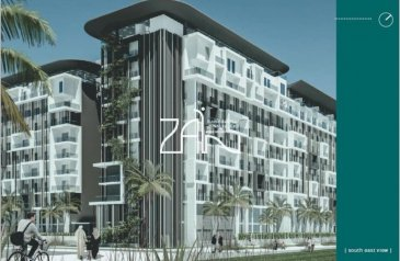 Three Bedroom, Four Bathroom, Townhouse For Sale in Oasis Residences, Masdar City, Abu Dhabi - Best Deal | Iconic Fully Furnished 3BR TH for Sale
