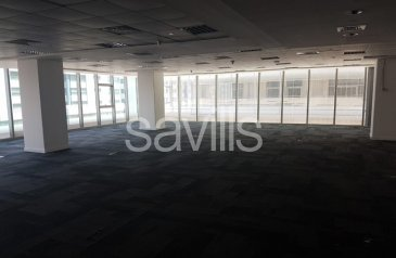 3,444 Sq Ft, Office To Rent in Danet Abu Dhabi, Abu Dhabi - Open Plan Office | Semi fitted | Danet Abu Dhabi