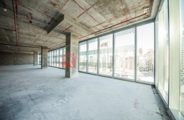Ready to Move in Good Condition, 804 Sq Ft, Retail Space To Rent in Avanti, Business Bay, Dubai - BURJ KHALIFA VIEW SHELL AND CORE   RETAIL