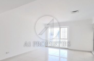 One Bedroom, Two Bathroom, Apartment To Rent in Al Shera, Jumeirah Lakes Towers - JLT, Dubai - Unfurnished - Large 1,020 Sqft - High Floor